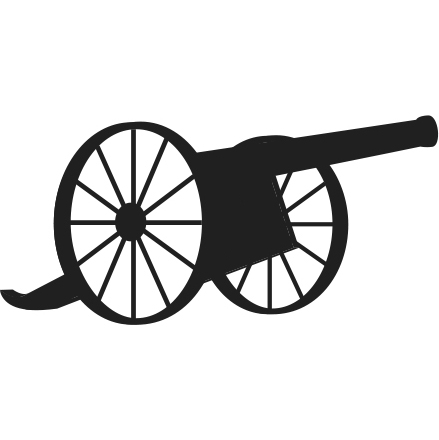 The Website Cannon Logo