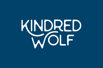 Kindred Wolf Logo